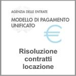 Risoluzione contratti locazione