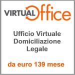 Ufficio virtuale e domiciliazione